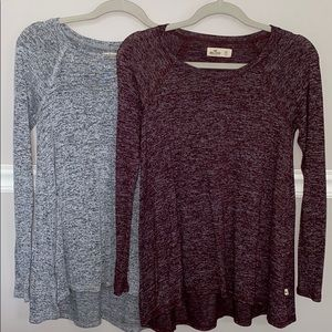 2 Hollister tops